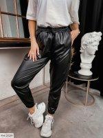 Женские штаны кожаные