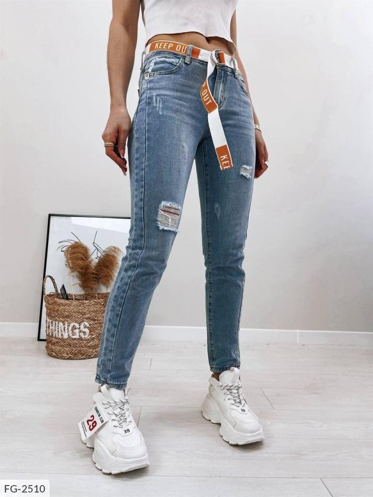 Рваные джинсы в Украине